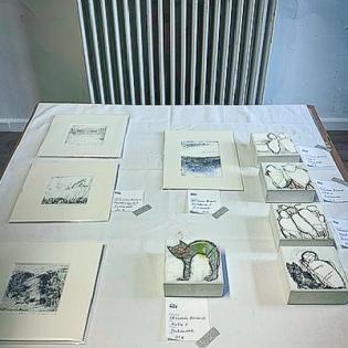 Schwalenberger ARTvent 2019 . Christine Brand