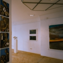 Ausstellung . KUNST FREUND SCHAFFT 2019 . Michael Lampe