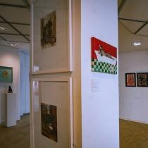 Ausstellung . KUNST FREUND SCHAFFT . 2019  . Michael Lampe